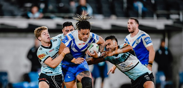 Tickets on-sale for Bulldogs trial with Sharks