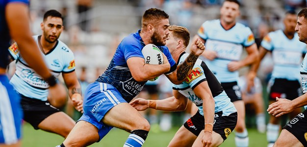 Bulldogs take down Sharks in second half surge