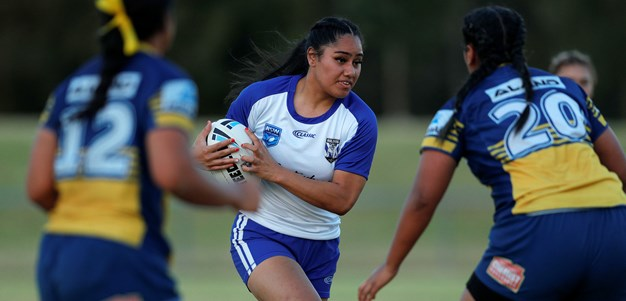 Women's Rugby League the big mover in Active Kids