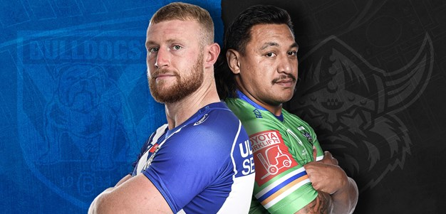 Bulldogs v Raiders: Round 10 Pregame Notes