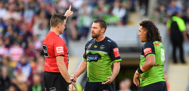 Papalii, Wighton, Hodgson accept bans