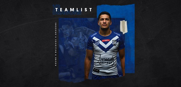 Round 9 Team News: Watene-Zelezniak shifts to fullback; Meaney reaches 50th NRL milestone