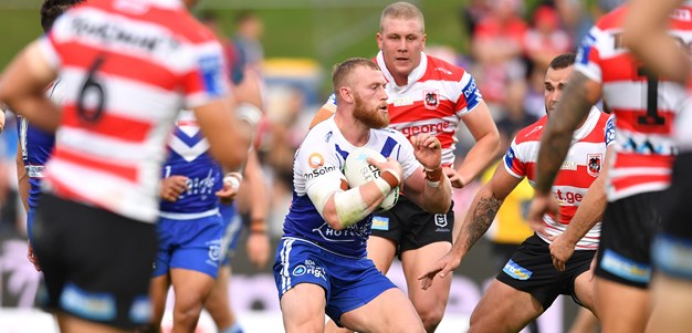 Bulldogs crash to Dragons at Kogarah