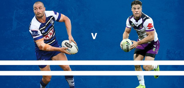 Key Battle Round One: Kieran Foran v Brodie Croft