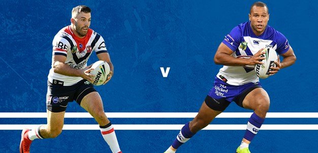Key Battle Round Two: Moses Mbye v James Tedesco