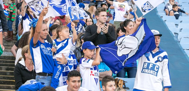 Tickets to Bulldogs v Panthers on Friday to include free public transport