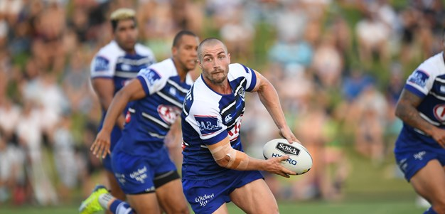 Live stream: Bulldogs v Panthers Trial LIVE NOW