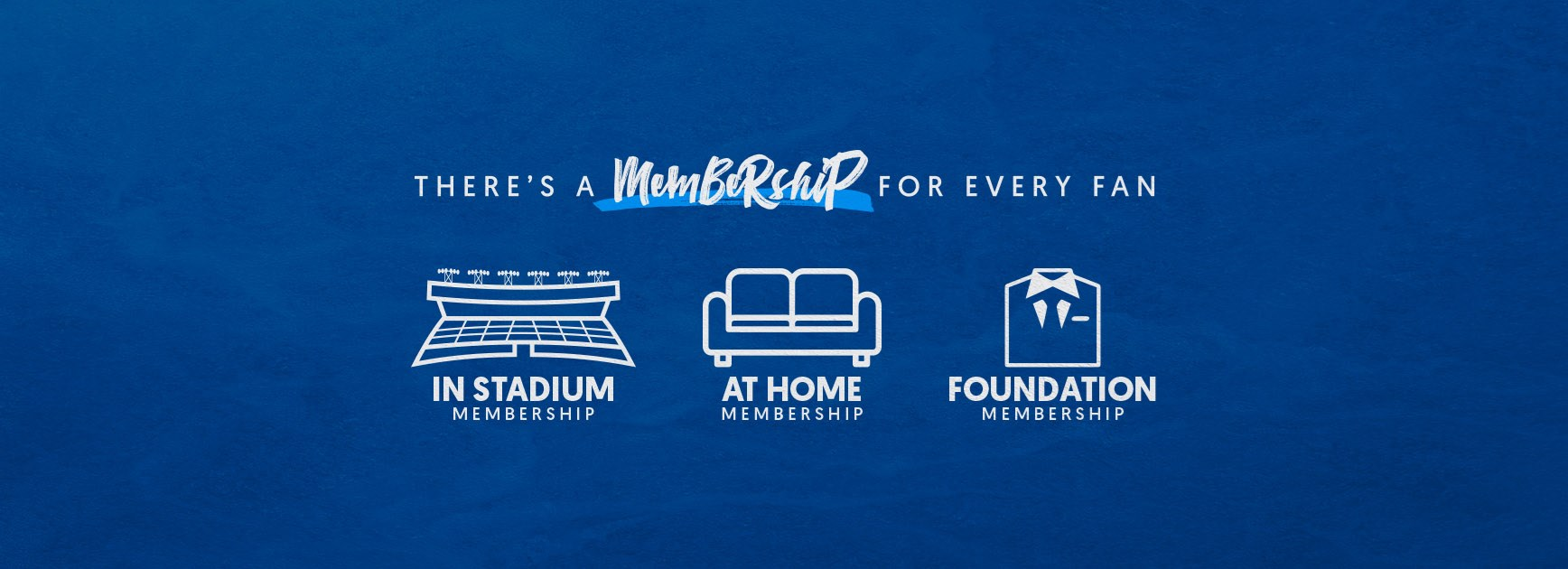 In 2021, there's a Membership for every fan!
